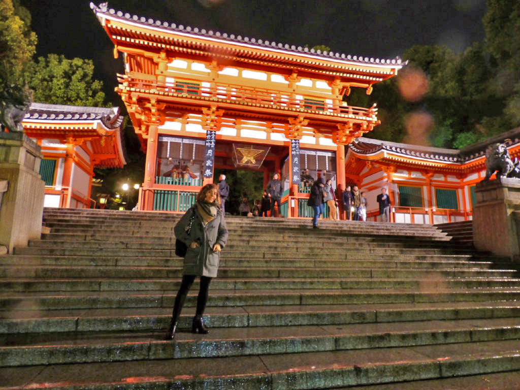 tempio Yasaka a Kyoto