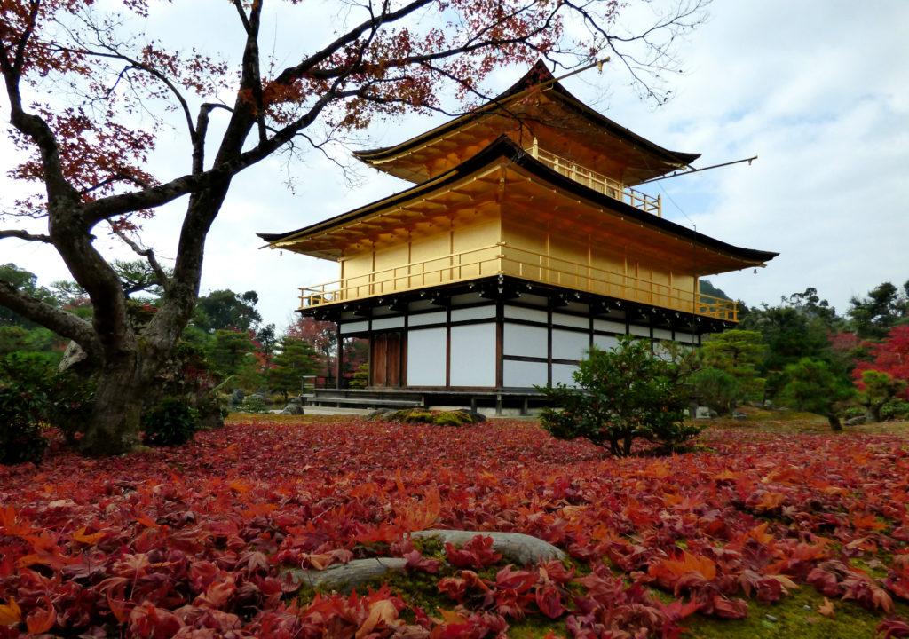 Il Kinkaku-ji, lo scintillante Padiglione d'oro di Kyoto