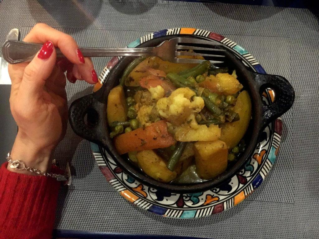 cous cous Marocco