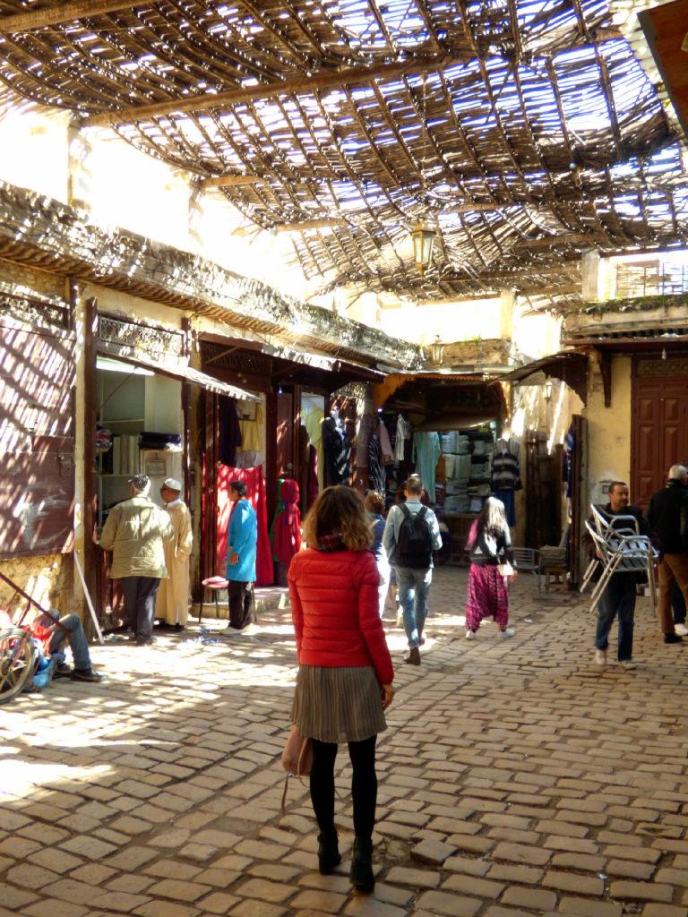 medina Fez Marocco