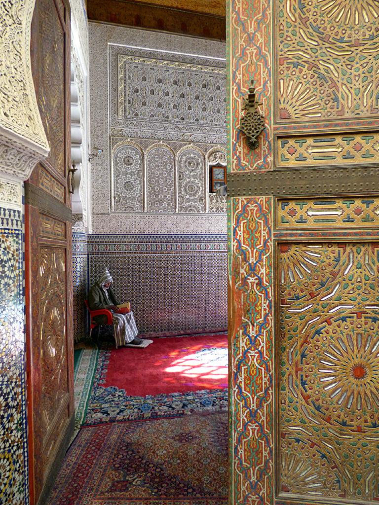 Moschea mausoleo Sidi Ahmed Tijani