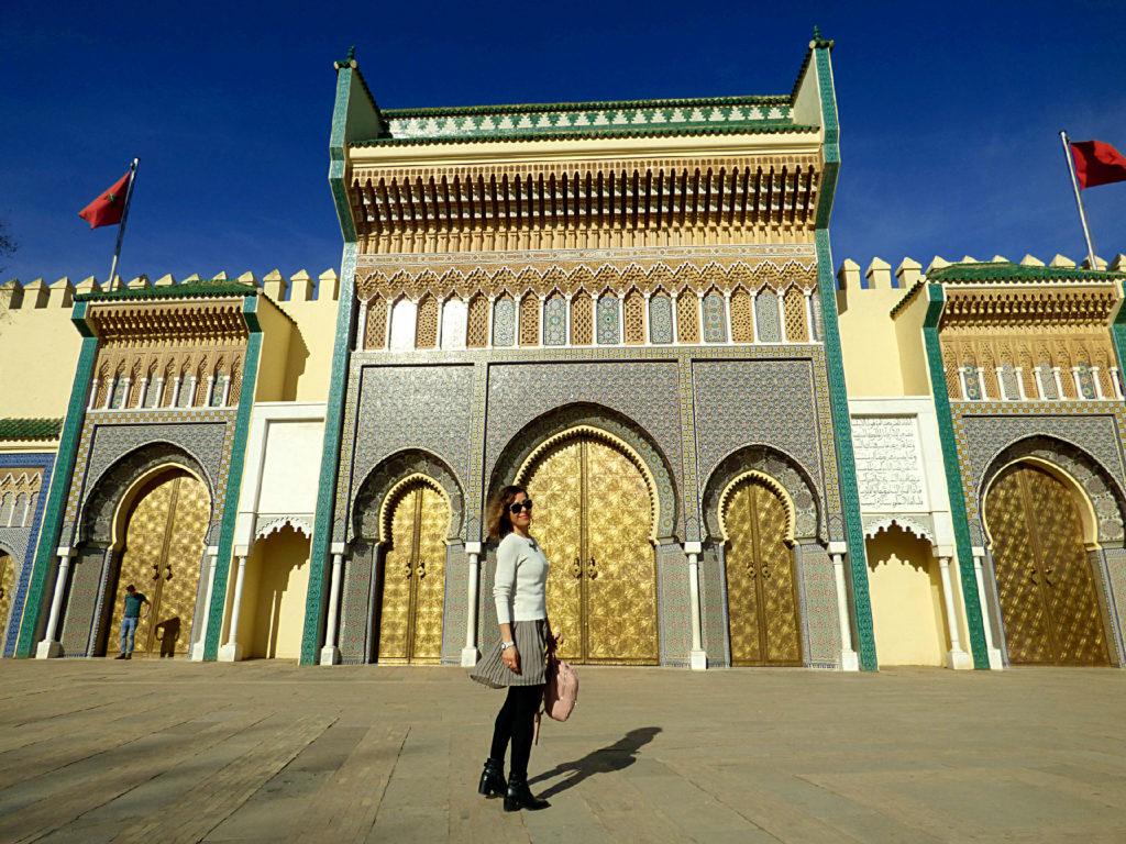 Palazzo reale Fez