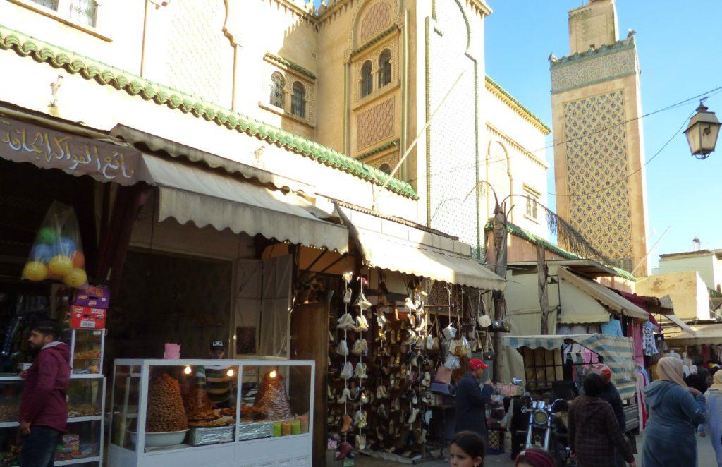 Quartiere ebraico di Fez