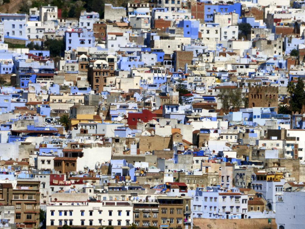 Chefchaouen è davvero la Perla blu del Marocco?