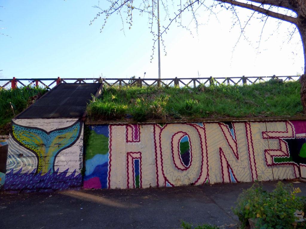 murale al Quadraro