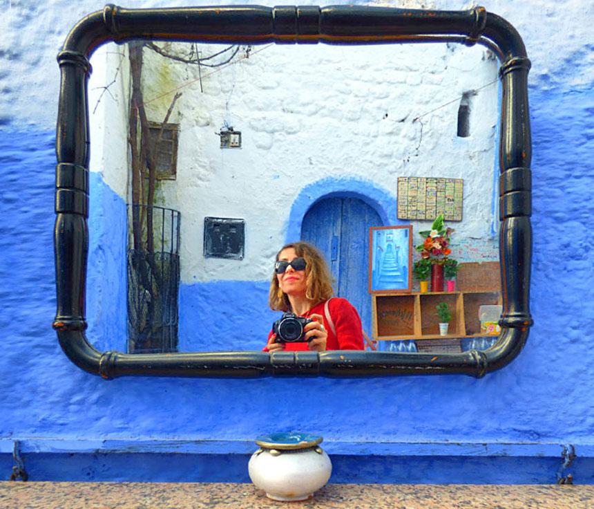 Specchio Marocco
