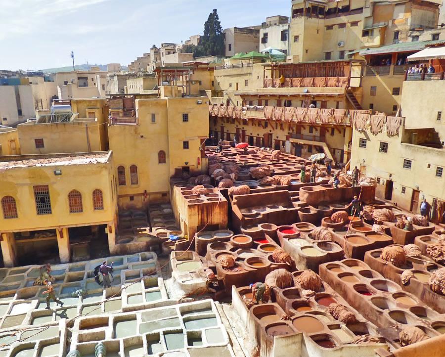 concerie a Fez
