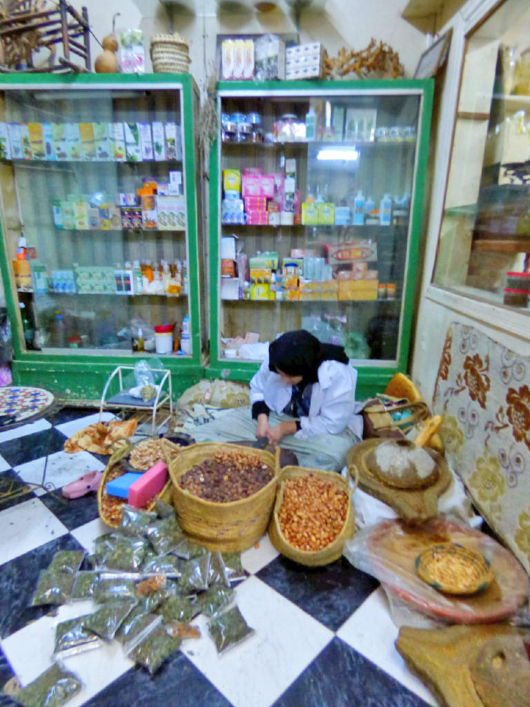 donna in Marocco