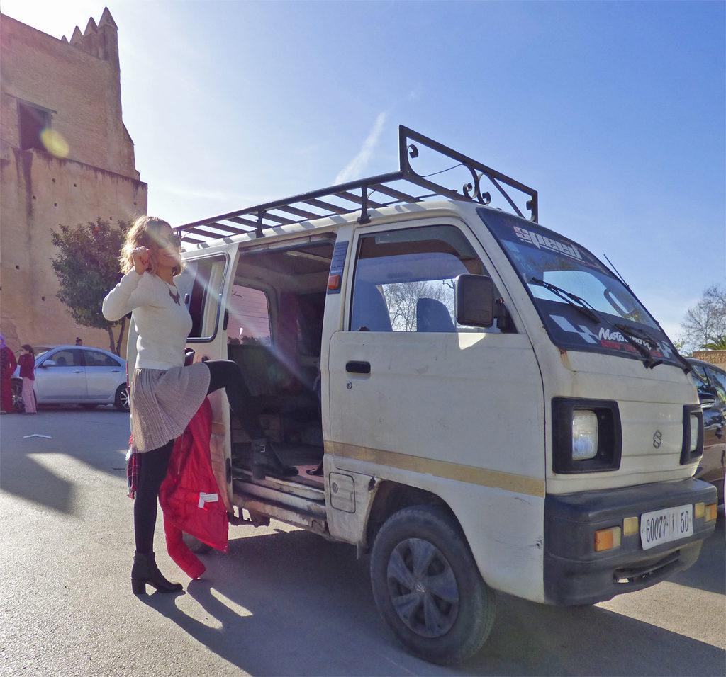 pullmino Marocco