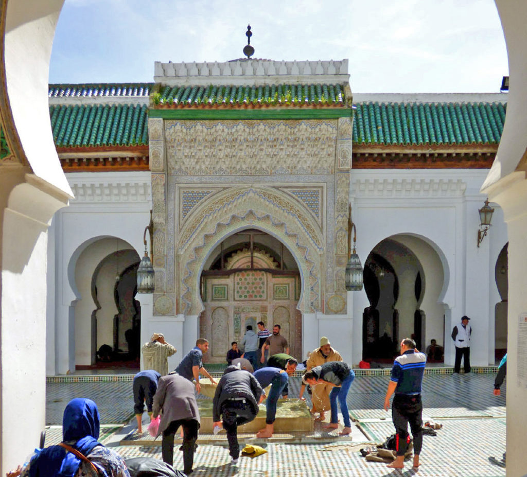 moschea in Marocco