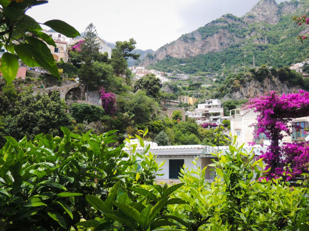 Montagne in Costiera amalfitana
