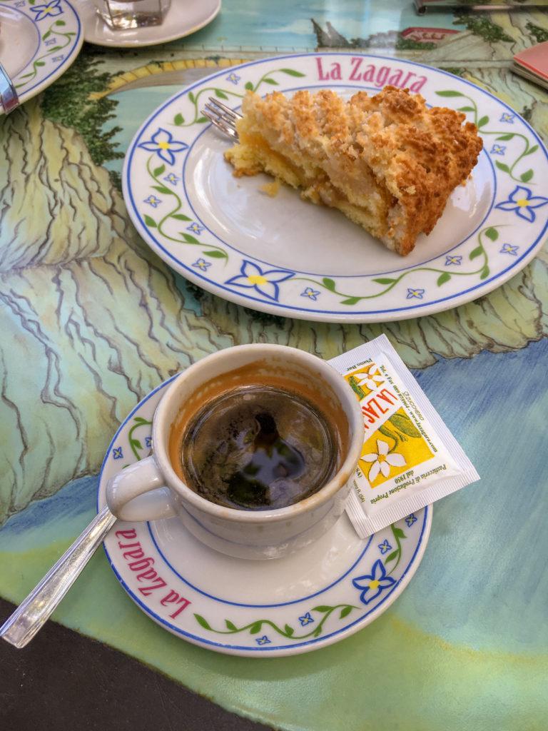 colazione alla Zagara