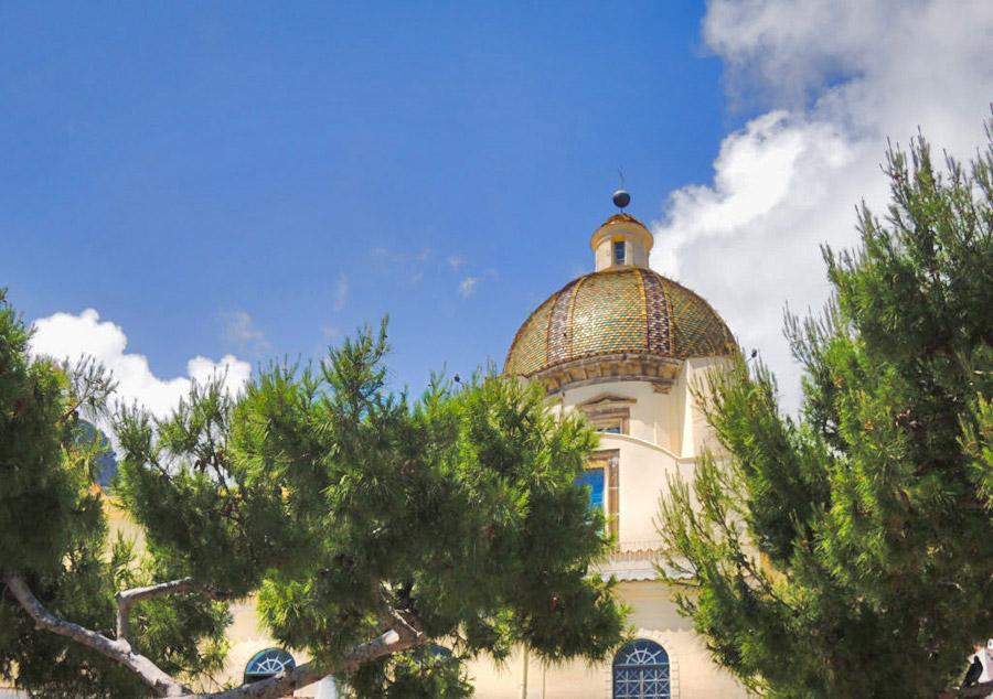 Chiesa di Positano