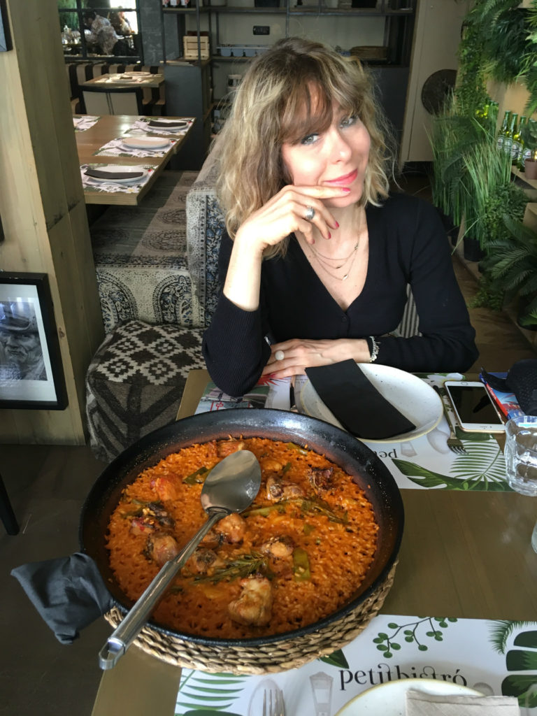 dove mangiare a valencia la paella