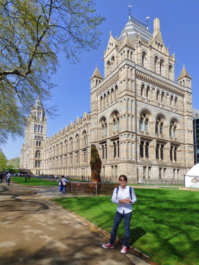 Il Museo di Scienze Naturali di Londra, una cattedrale della scienza | Treeaveller