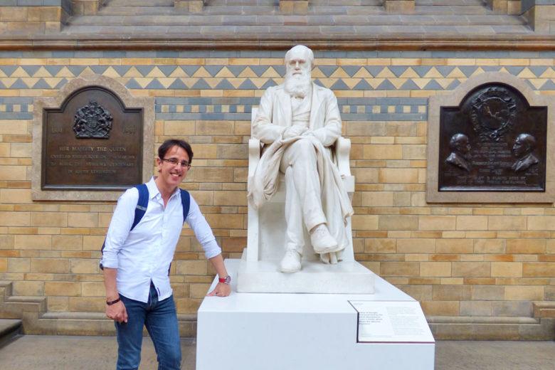 Charles Darwin Museo di Scienze Naturali di Londra