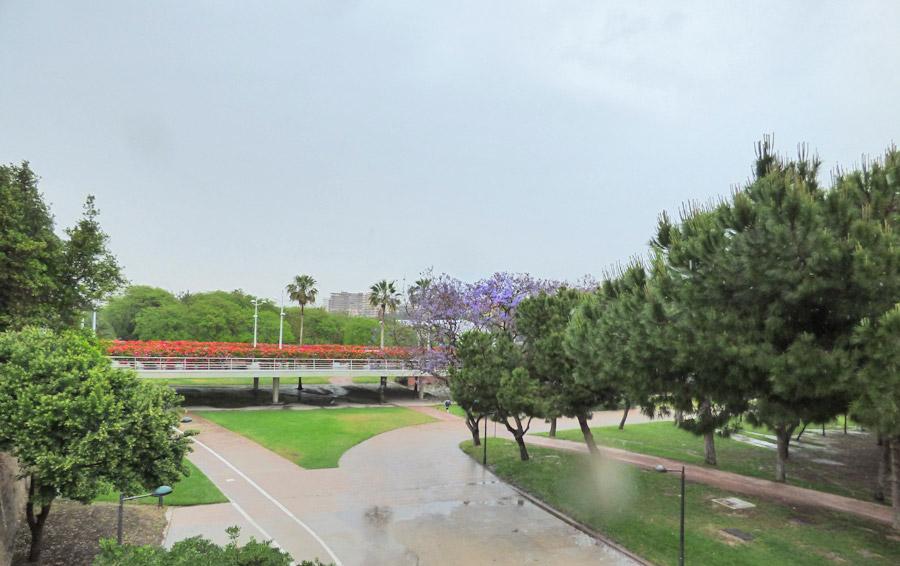 cosa vedere a Valencia: Turia