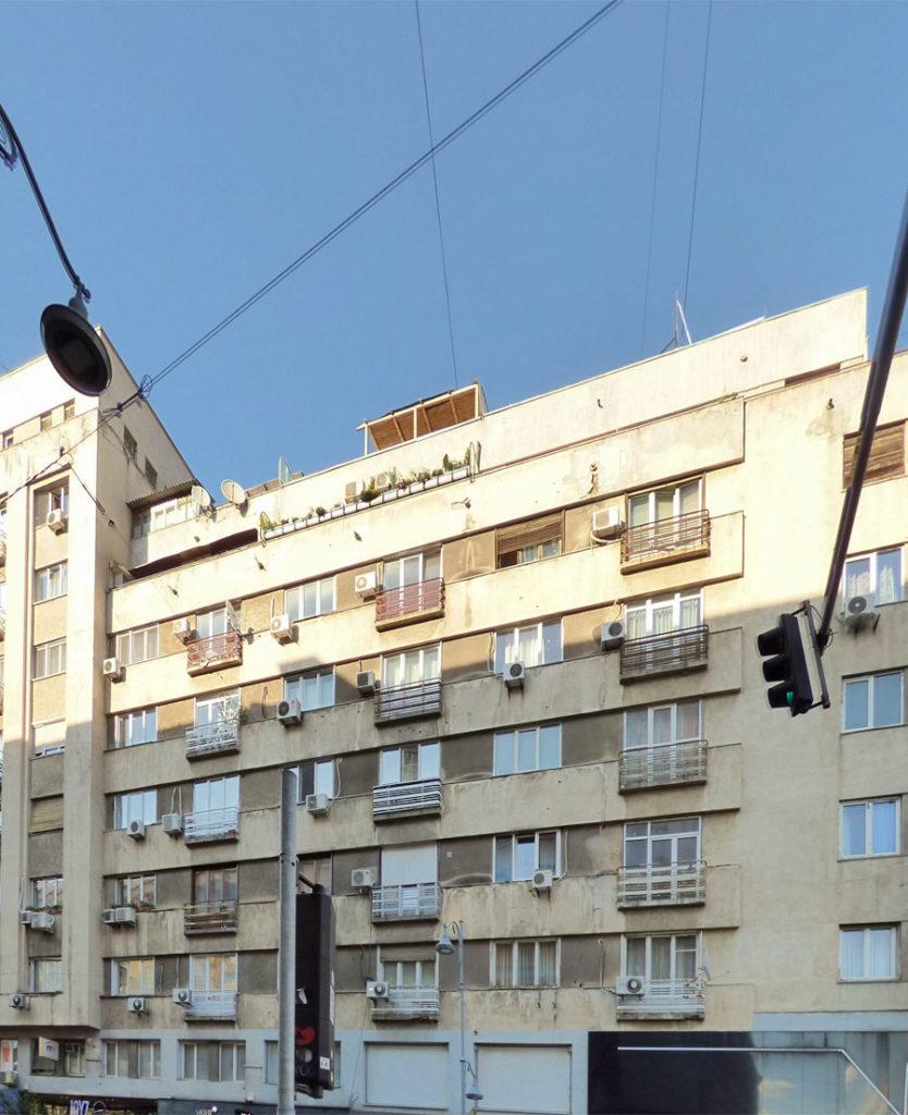 Cose da vedere a Bucarest, palazzi