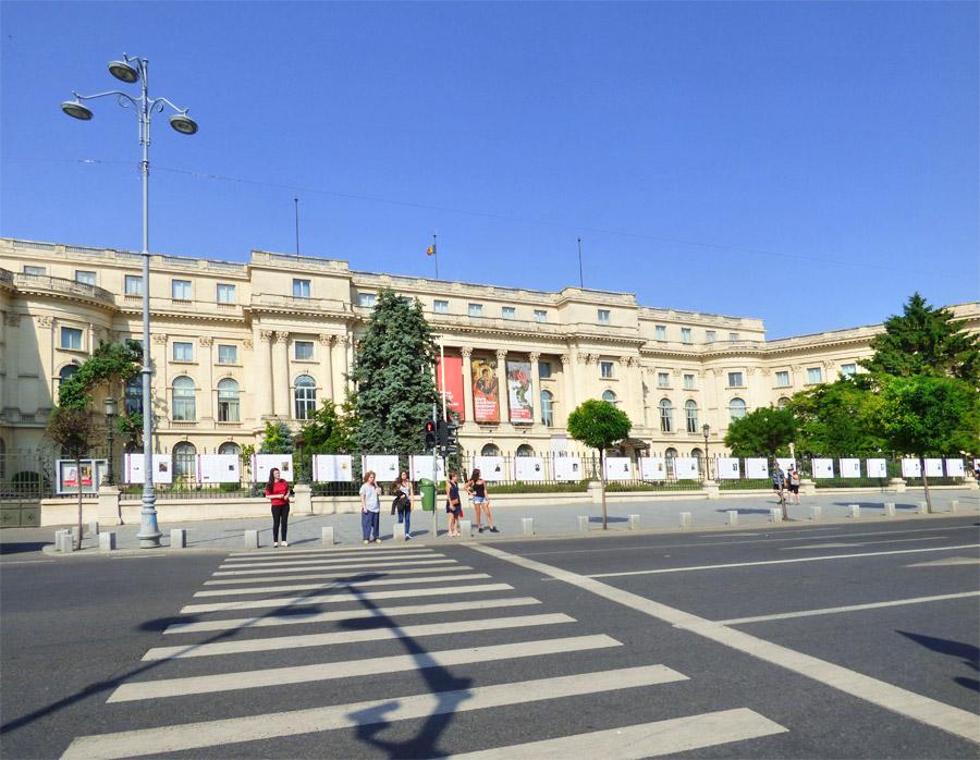 Museo nazionale d'arte Bucarest