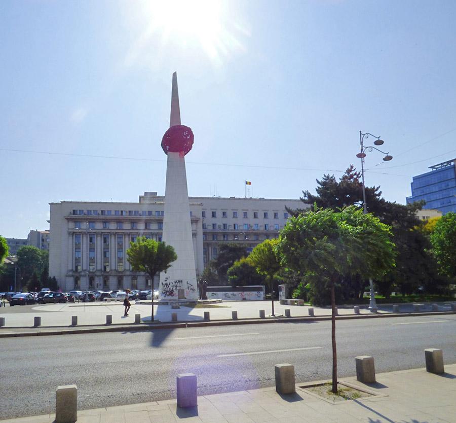Piazza della Rivoluzione Bucarest