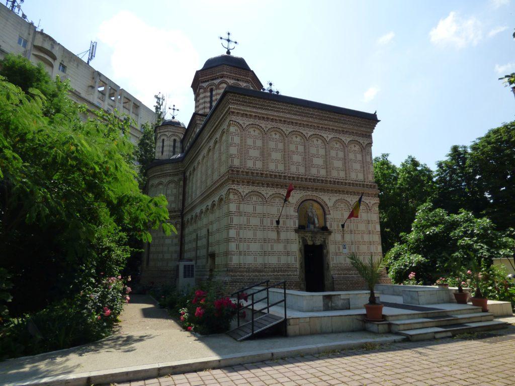 cosa vedere a Bucarest chiesa Mihai Voda