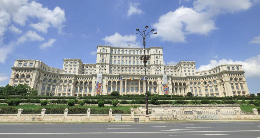Palazzo del Parlamento di Bucarest