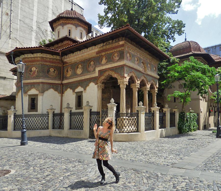 Chiesa di Stavropoleos