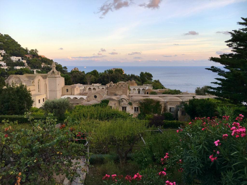 cosa vederea Capri