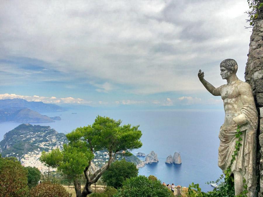 Cosa vedere a Capri panorama