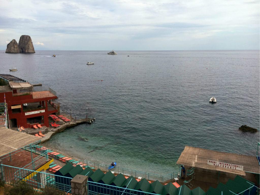 Cosa vedere a Capri Marina Piccola