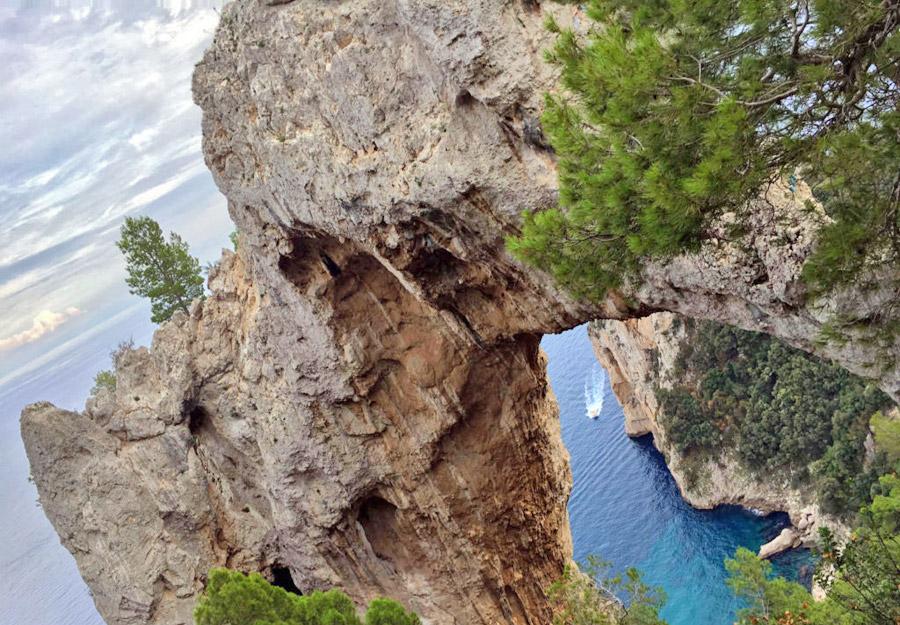 Cosa vedere a Capri Arco Naturale