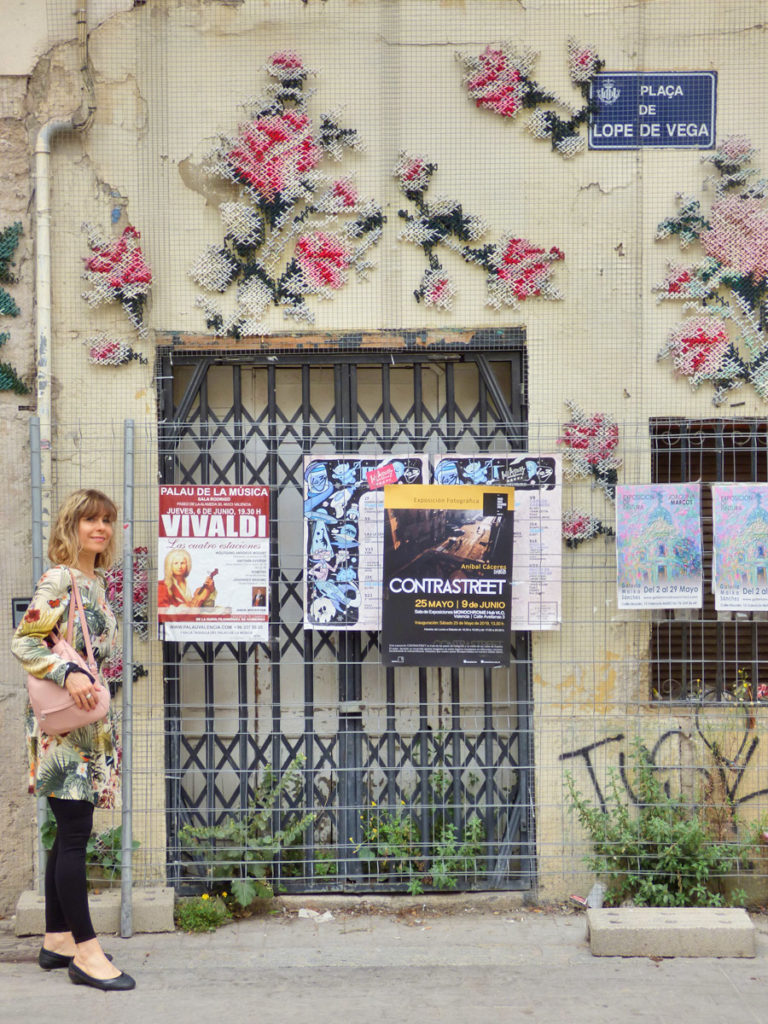 plaza lope de vega Valencia