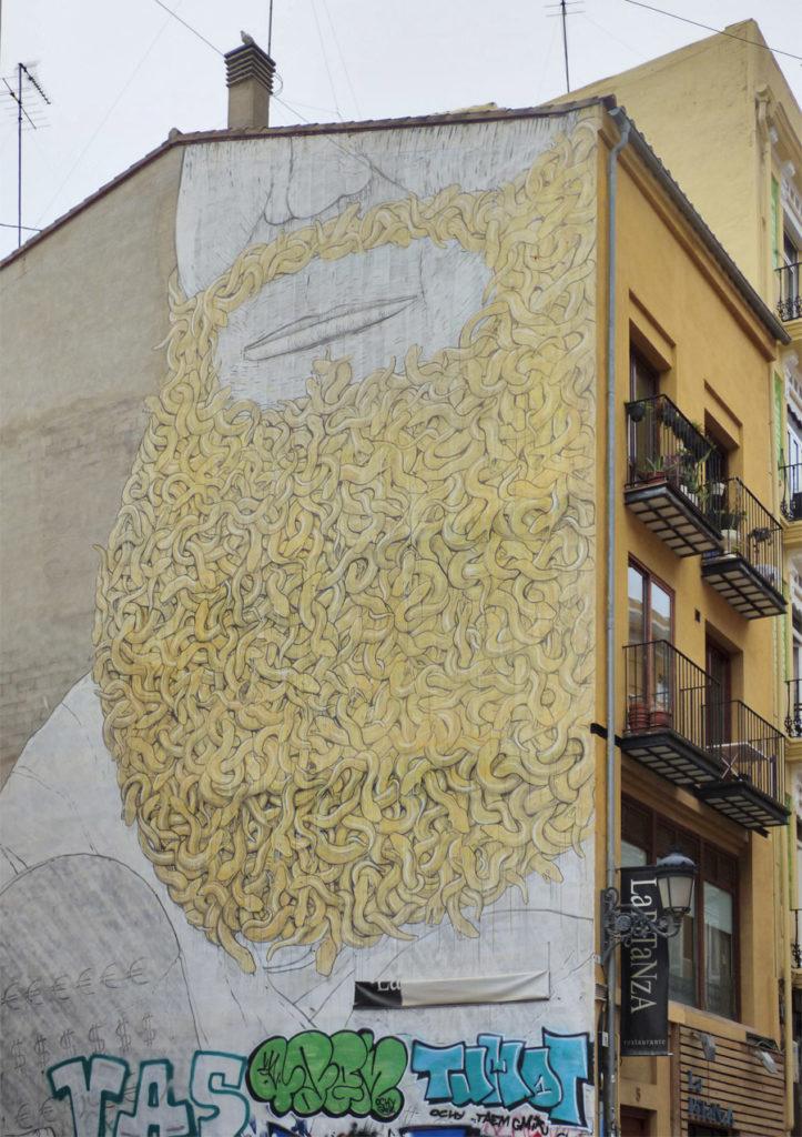 murale Valencia