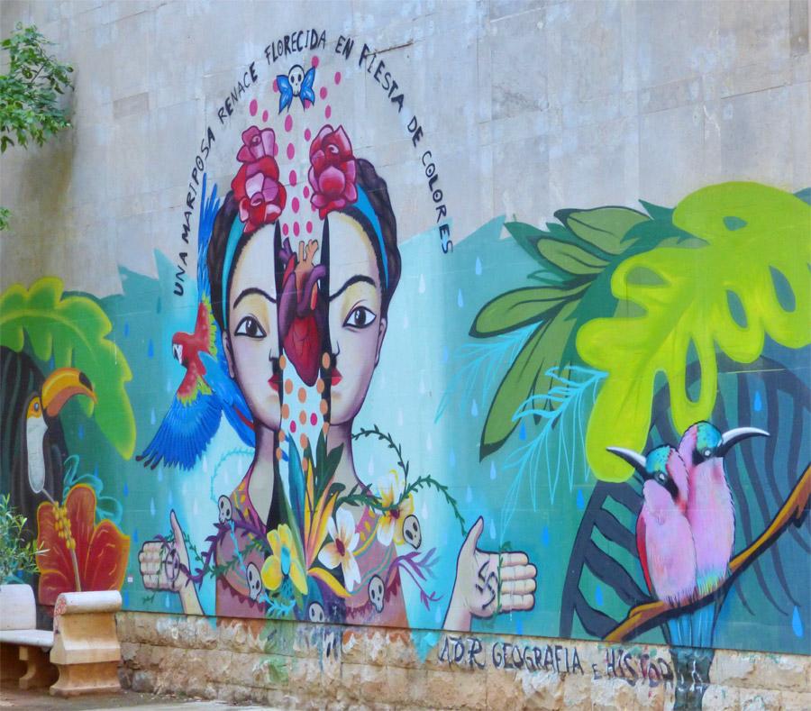 murales Julieta