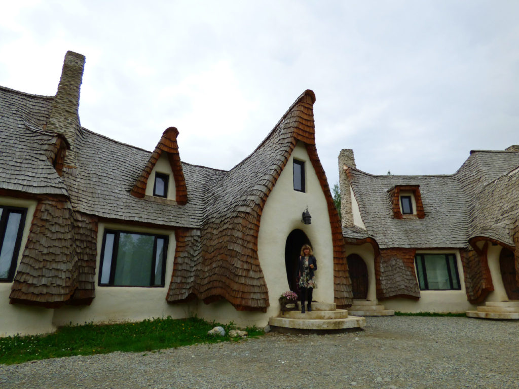 Transilvania Castelul de Lut