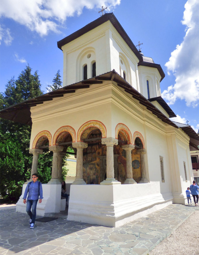 Monastero Sinaia