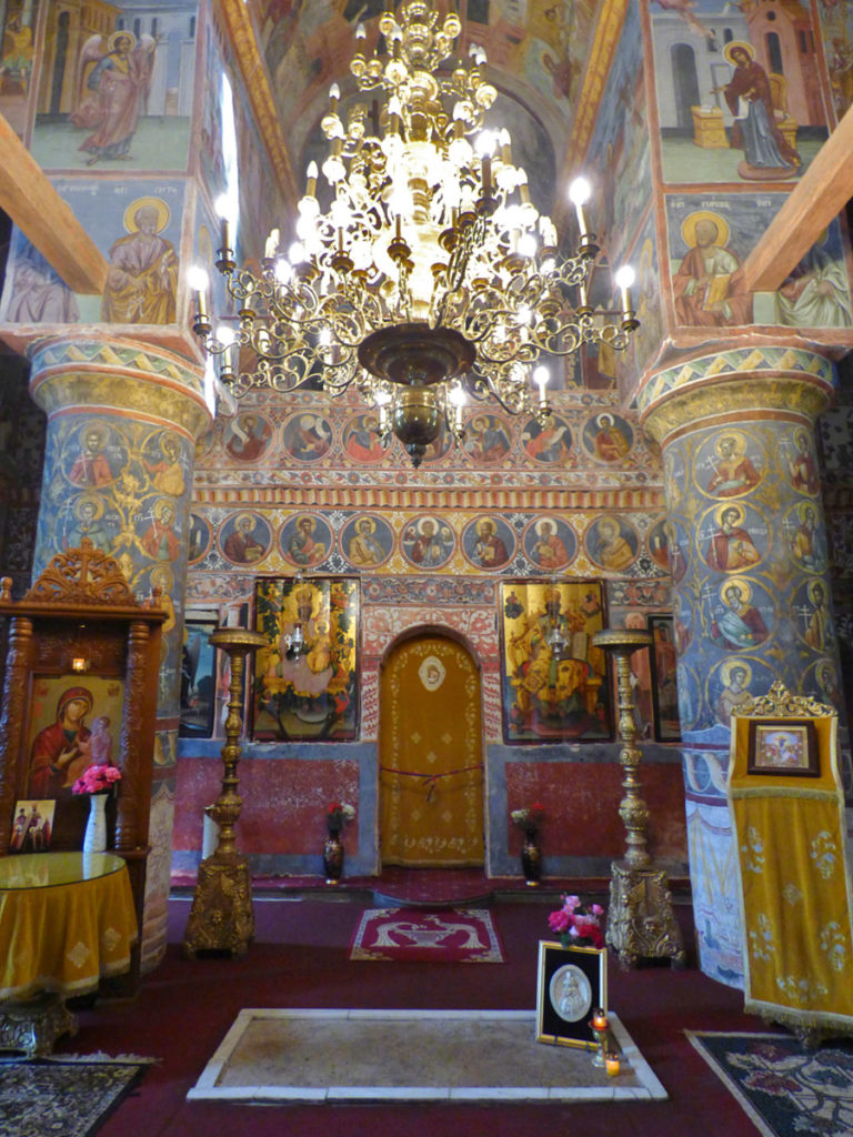 Tomba di Vlad l'Impalatore