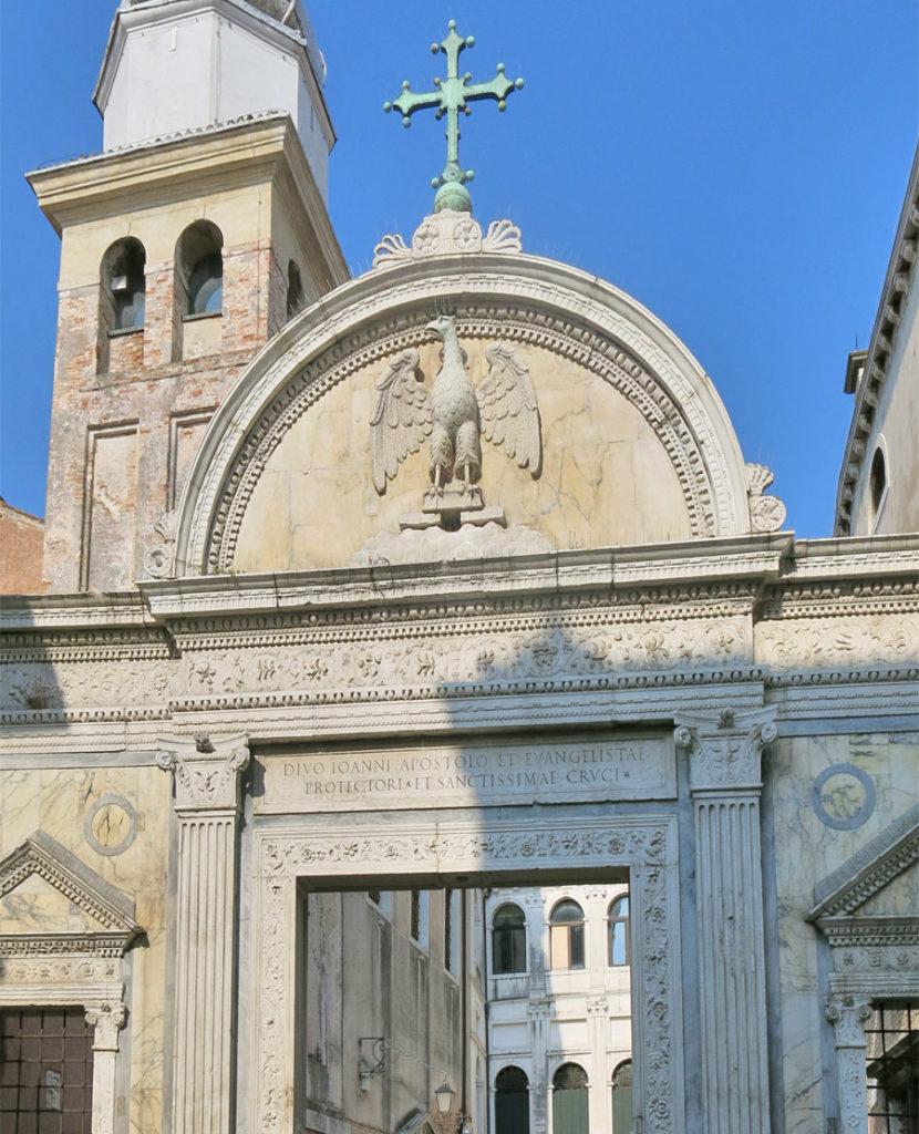 Scuola Grande San Giovanni Evangelista di Venezia