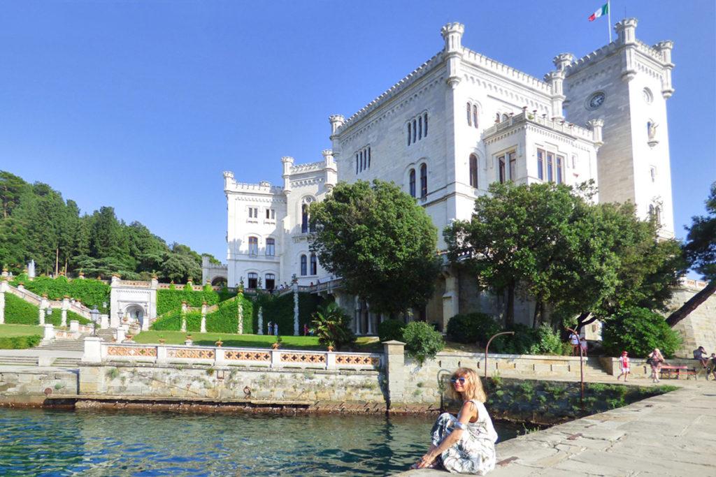 Trieste Miramare Cover