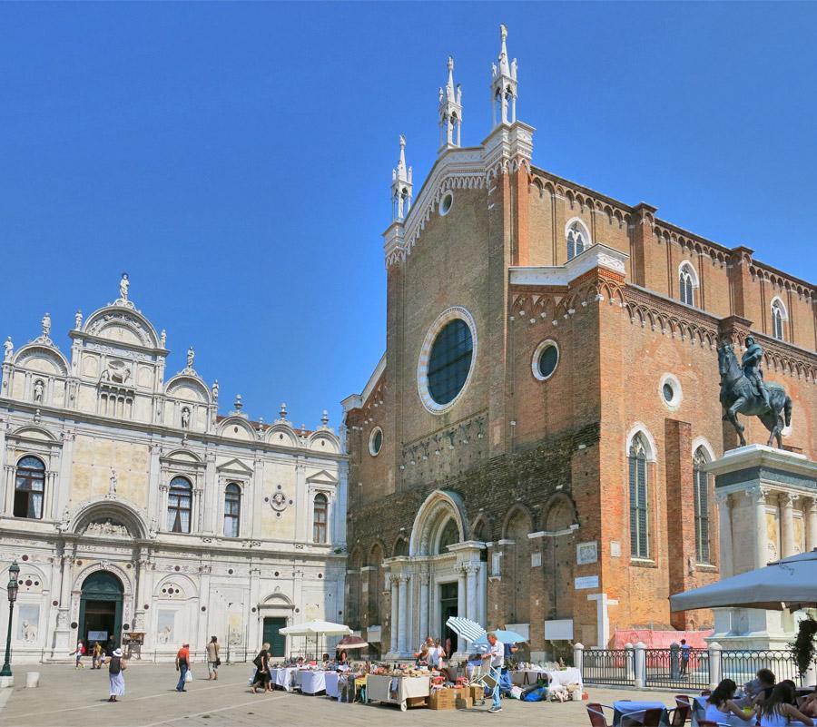 Venezia San Giovanni e Paolo