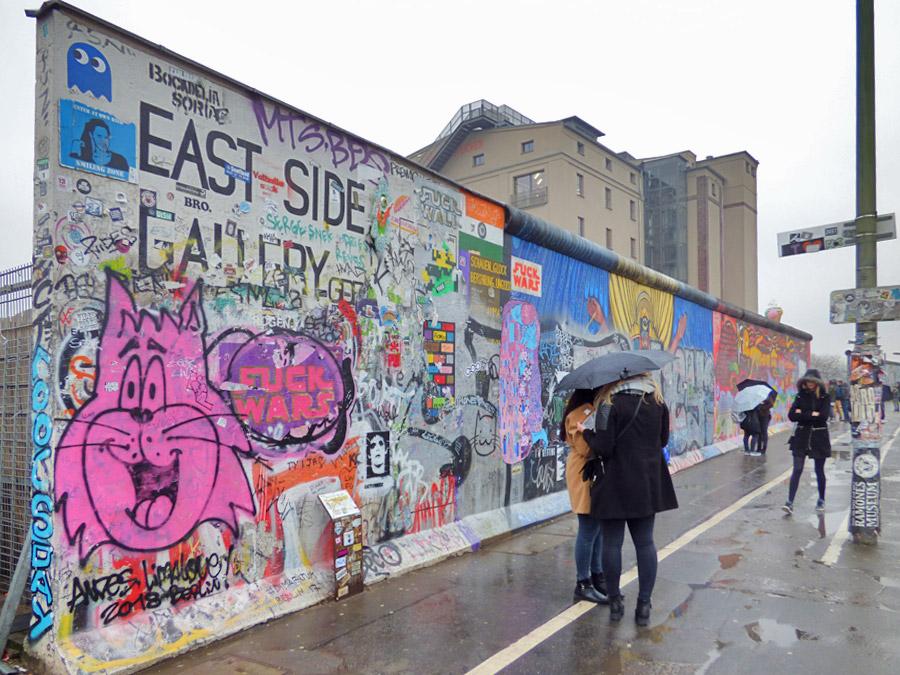 murales Berlino: East Side Gallery
