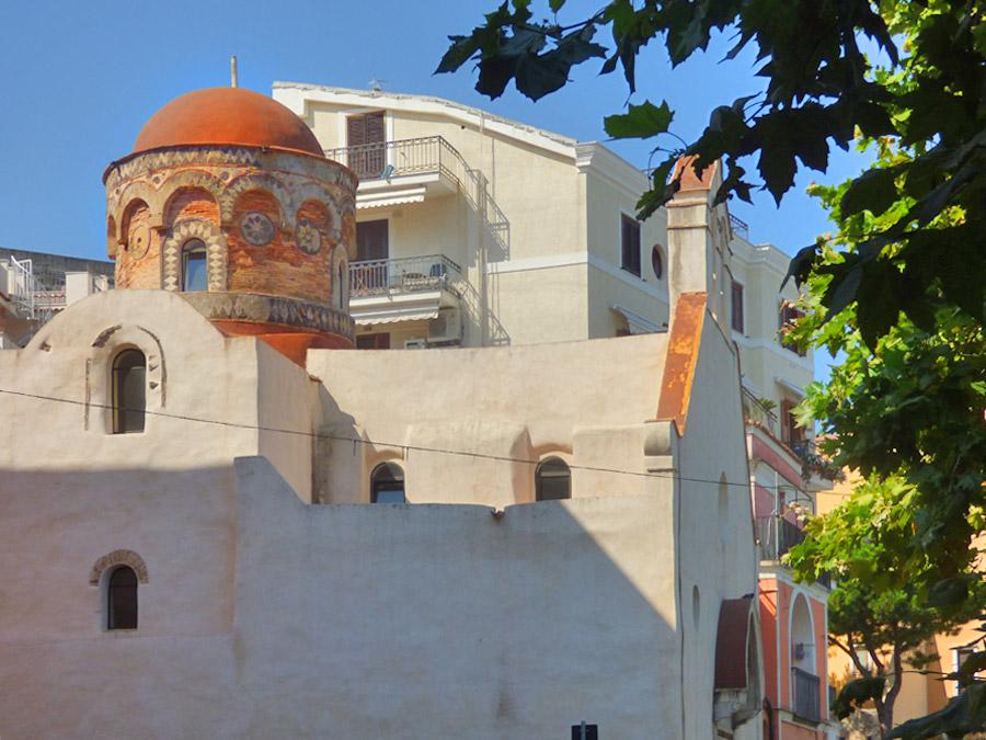 Cose da vedere a Gaeta: San Giovanni a mare