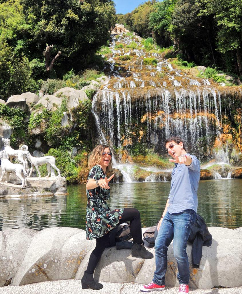 caserta-Diana e Atteone