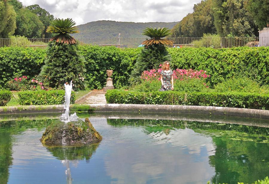 Reggia di Caserta fontana Margherita