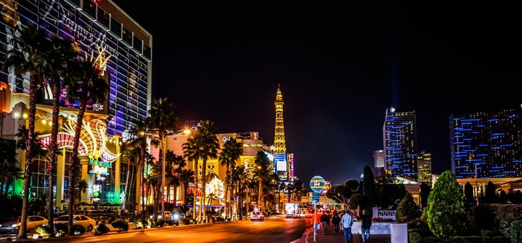Las Vegas green