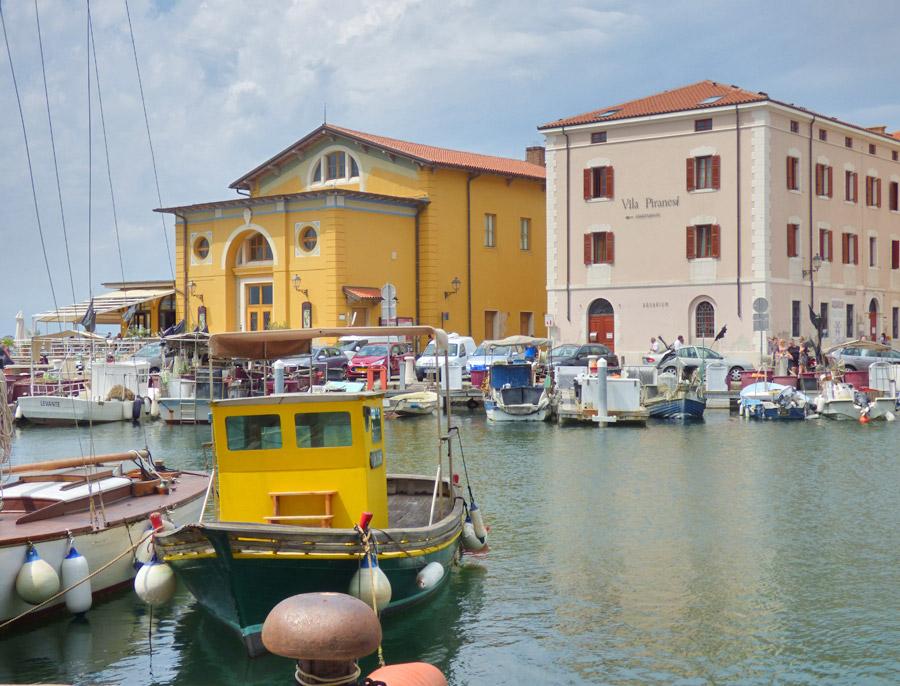 Porto di Pirano