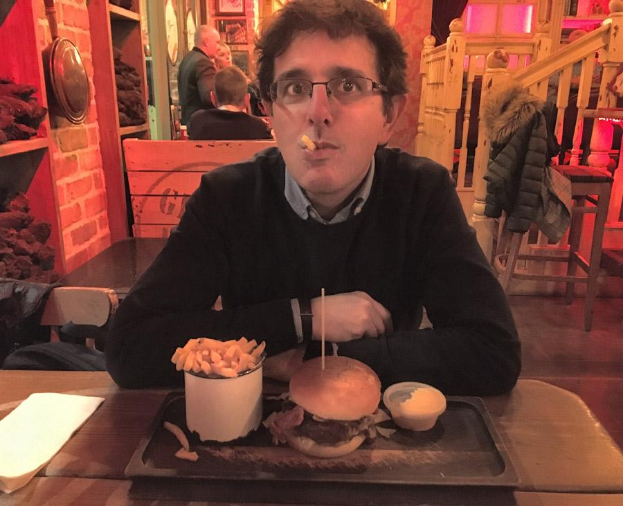 Mangiare a Belfast