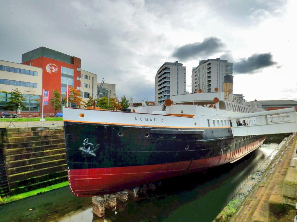 SS Nomadic Belfast
