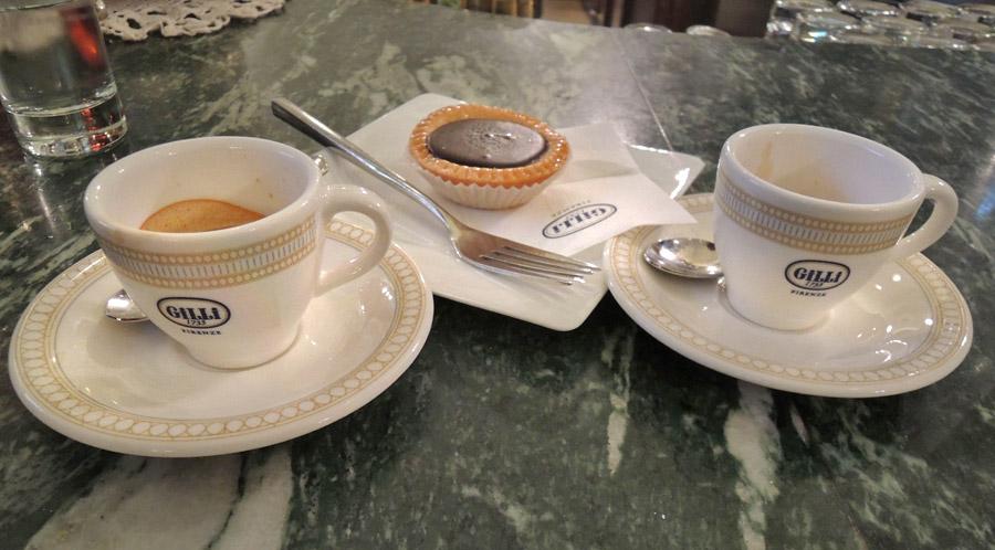 Locali storici d'Italia Caffè Gilli