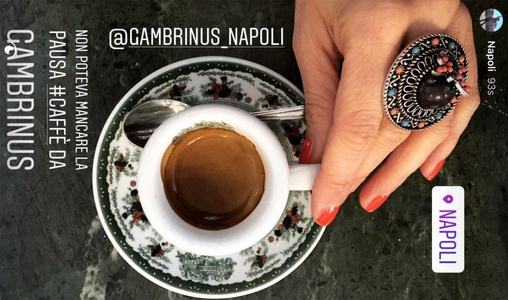 Locali storici d'Italia Caffè Gambrinus